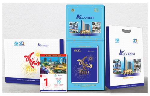 Bộ lịch của Công ty Việt Dũng