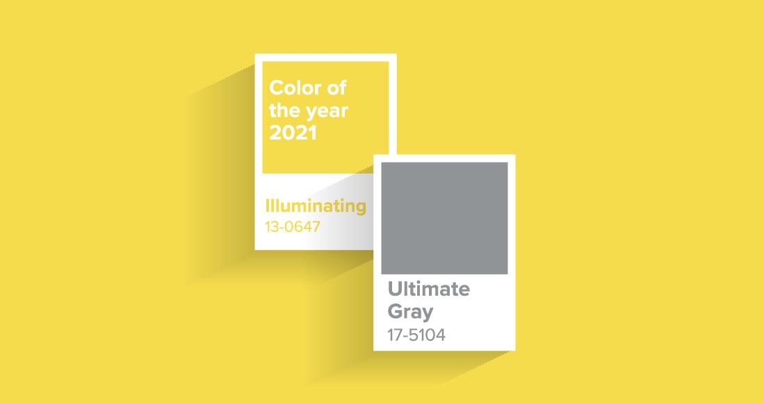 Màu sắc năm 2021