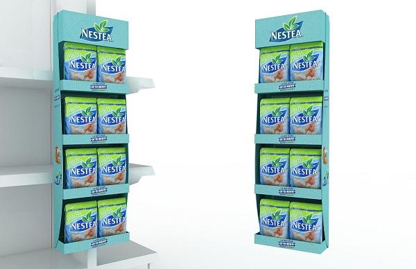 Vừa là nơi trưng bày vừa giúp giúp người dùng hiểu rõ hơn về sản phẩm.
