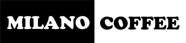 Thiết kế logo tối giản của thương hiệu Milano Coffee